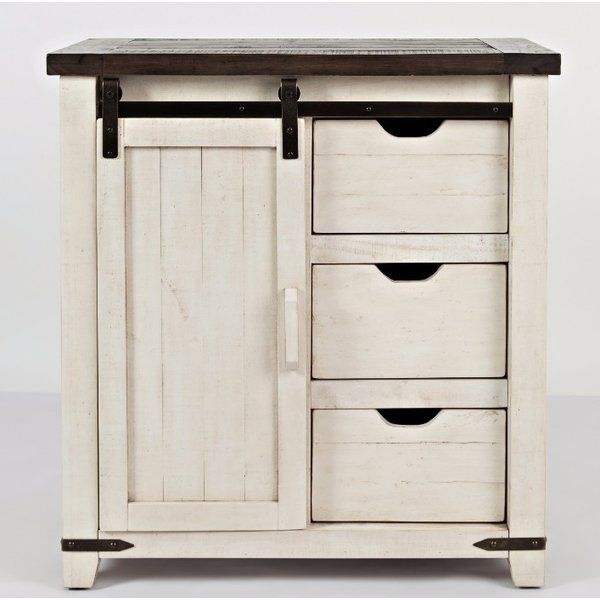 Westhoff 1 Door Accent Cabinet Accent Cabinet Accent Doors Rustic Furniture Diy