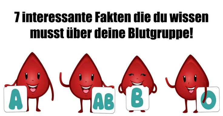 Wann hast du das letzte Mal über deine Blutgruppe nachgedacht?  Es ist nicht gerade die Art von Sache die dir direkt in den Kopf knallt wenn du aus dem Bett rollst. Zumindest nicht, bis du realisierst, wie viel Einfluss deine Blutgruppe tatsächlich hat.  Hier sind 7 überraschende Fakten, die dic
