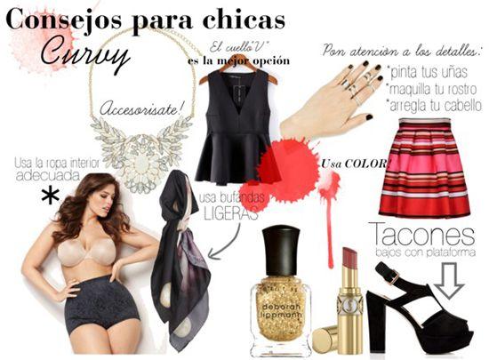 Foto de Consejos básicos de ropa para chicas curvy