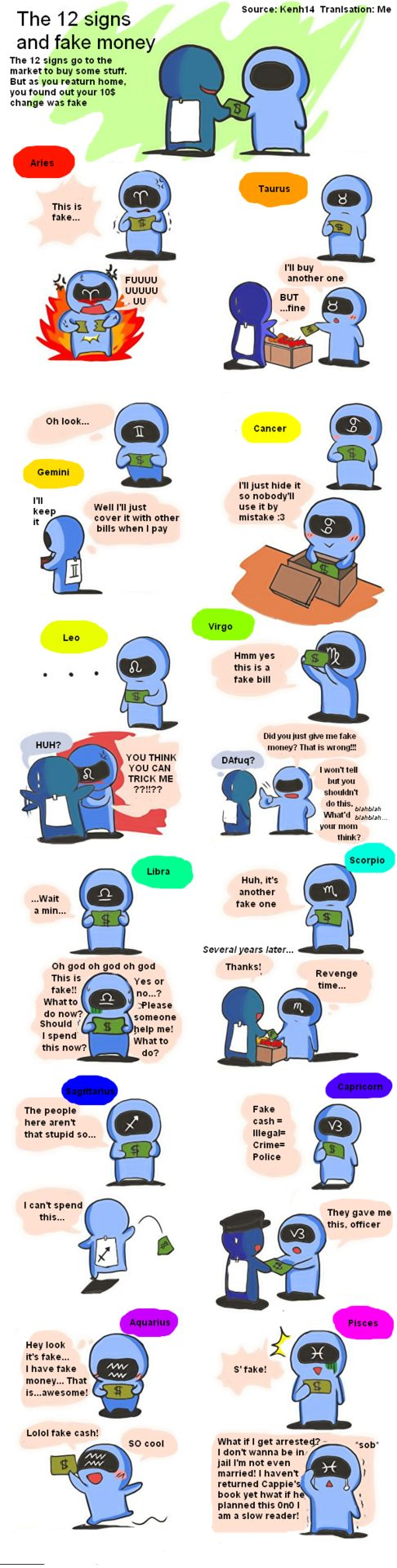 The maker of this comic haven't updated yet, so I took an old un-translated one and tranlsated it. It was easy to edit :P. The next one will have more graphics I think.  Number of typos = Uncountable