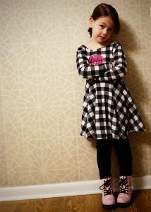 Two Hour Girls' Dress Pattern | AllFreeSewing.com