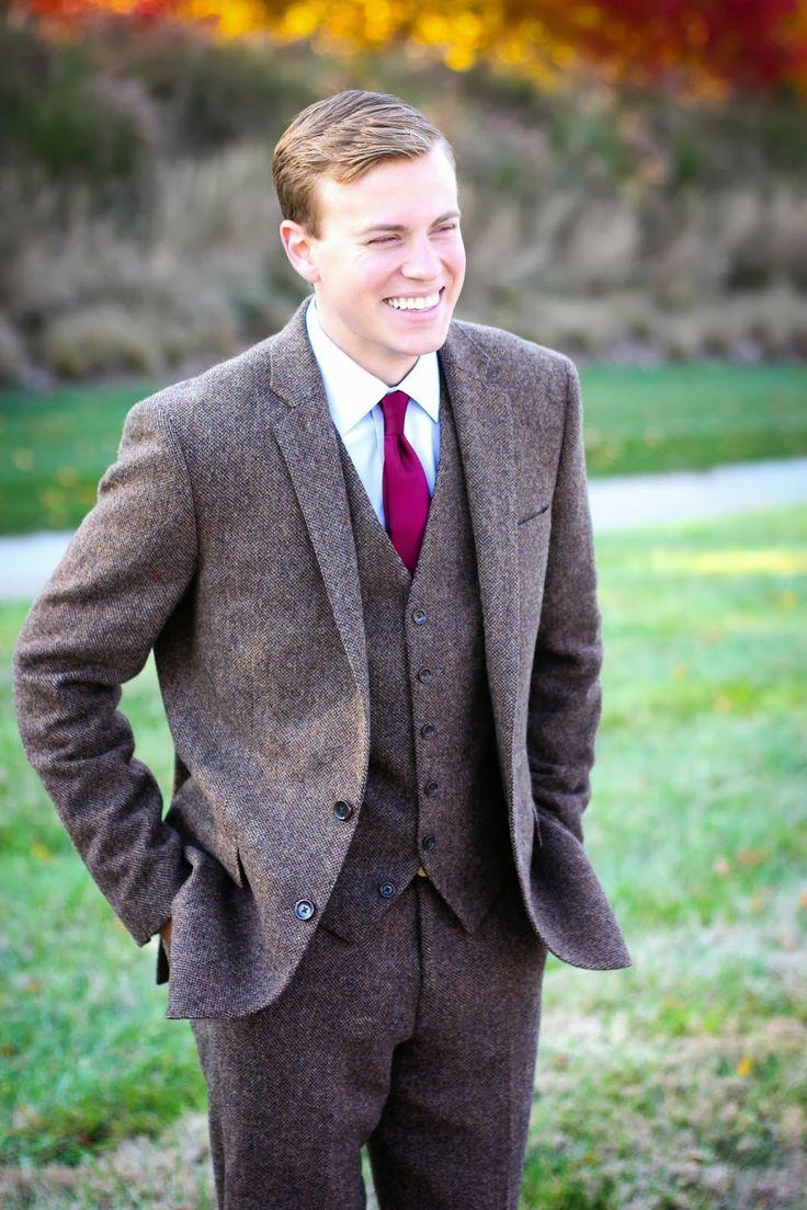 17 best ideas about mens tweed suit on pinterest tweed. Black Bedroom Furniture Sets. Home Design Ideas