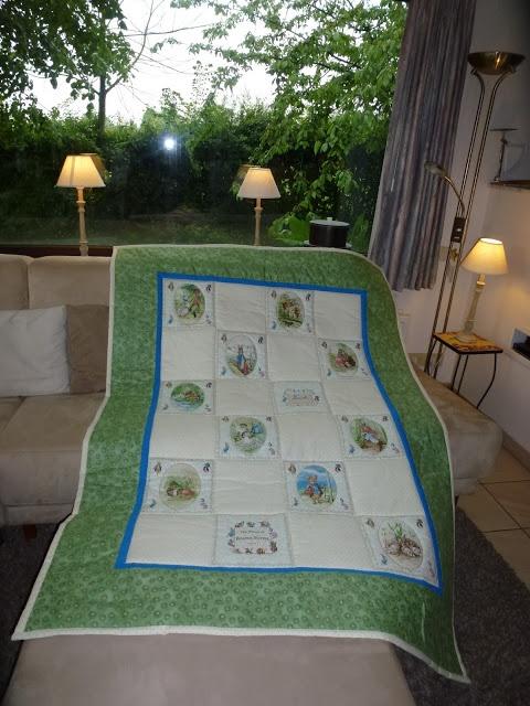Beatrix Potter Quilt Baby Quilt Quilts Pinterest