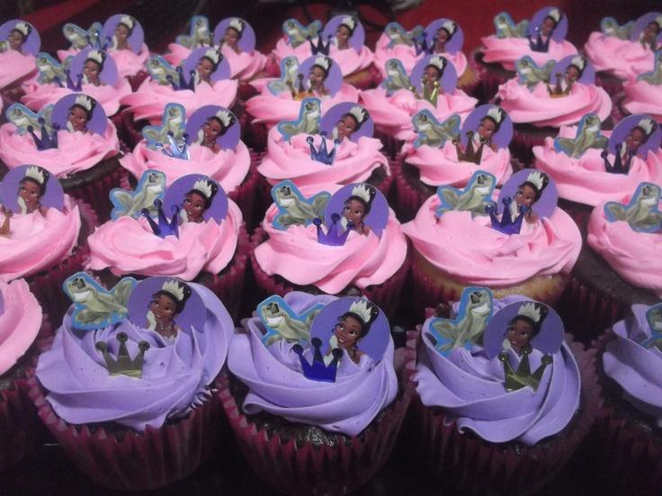 La princesa y el sapo mas cup cakes y pasteles pinterest - Sapos y princesas valencia ...