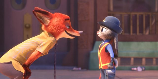 Judy Hopps and Nick Wilde Are in Trouble in a New Zootopia Clip http://ift.tt/1ZWFTPw http://ift.tt/1SemMRT