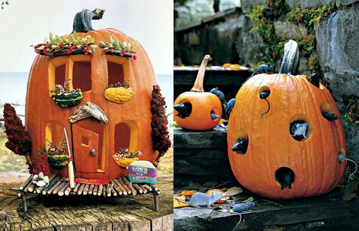 easy scary pumpkin carving ideas google search