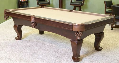 Harvard Pool Wooden Table
