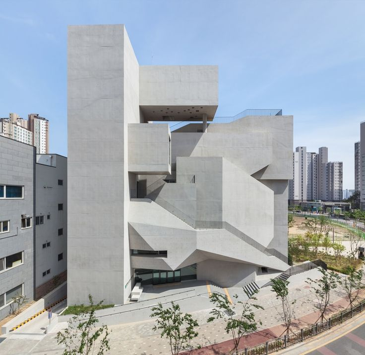 Best Modern Architecture Images On Pinterest Architecture