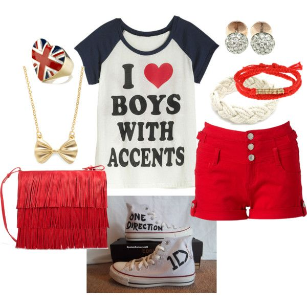 One Direction concerte outfit!! :)