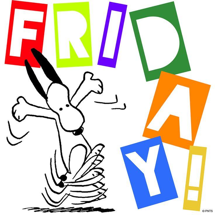 Friday Snoopy