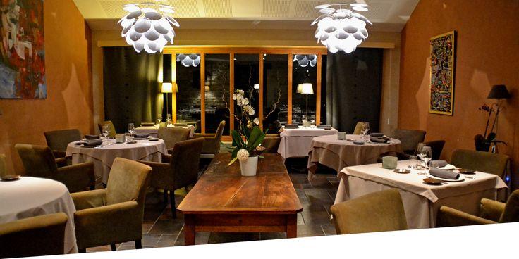 Restaurant gastronomique La Marelle, Bourg-en-Bresse (Ain)