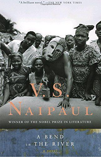 A Bend in the River by V.S. Naipaul - https://smile.amazon.com/dp/0679722025/ref=cm_sw_r_pi_dp_x_qgxFybD7CWR99 Obama recommends