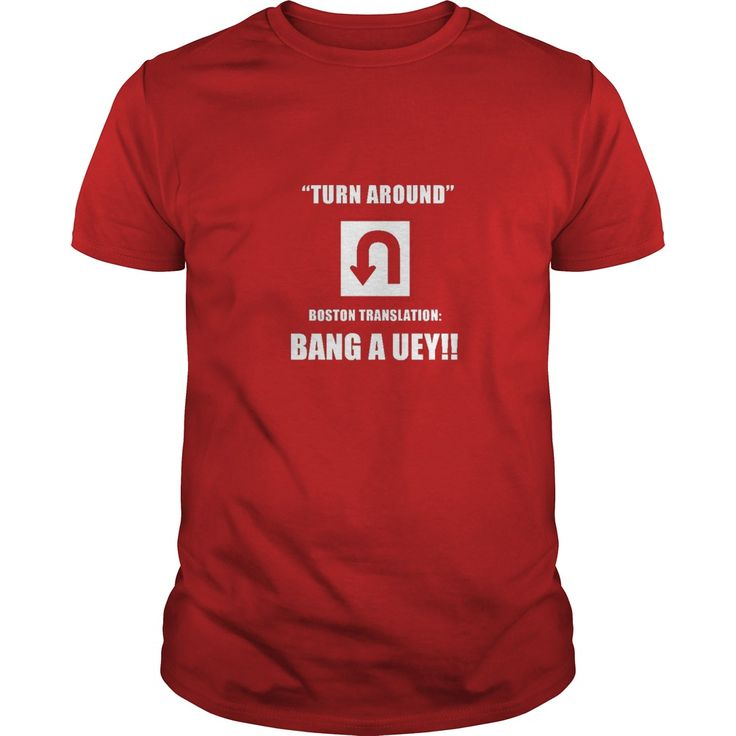 Bang a Uey Turn Around Road Sign Boston Slang Shirt  #gift #ideas #Popular #Everything #Videos #Shop #Animals #pets #Architecture #Art #Cars #motorcycles #Celebrities #DIY #crafts #Design #Education #Entertainment #Food #drink #Gardening #Geek #Hair #beauty #Health #fitness #History #Holidays #events #Home decor #Humor #Illustrations #posters #Kids #parenting #Men #Outdoors #Photography #Products #Quotes #Science #nature #Sports #Tattoos #Technology #Travel #Weddings #Women