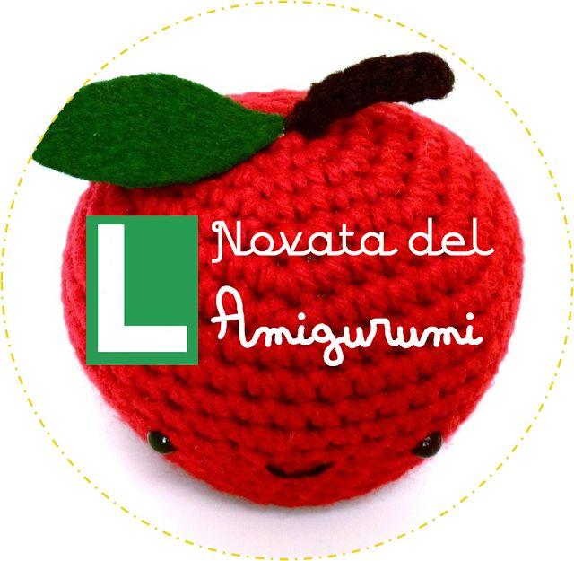 Creative Mindly: Novata del amigurumi II: Amigurumi para principiantes: el ganchillo, nudo corredizo, cadeneta ༺✿ƬⱤღ  http://www.pinterest.com/teretegui/✿༻