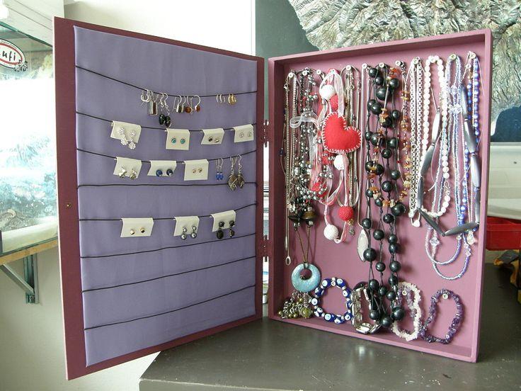 M s de 25 ideas incre bles sobre joyero ikea en pinterest - Colgador de collares ikea ...
