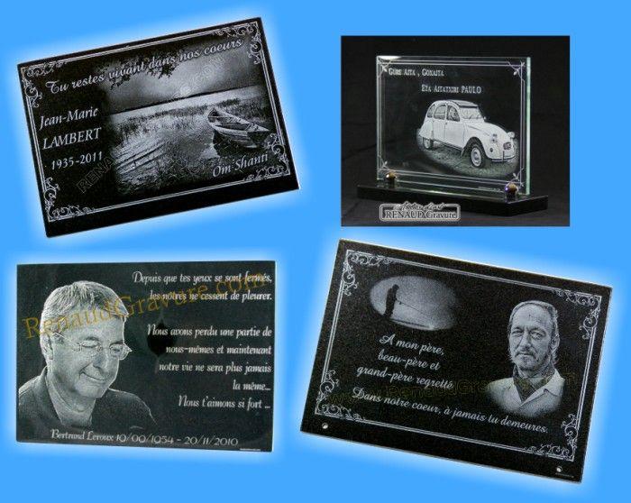 Forum de la gravure sur pierre et sur verre. - Articles pour plaques funéraires - Des plaques funéraires pour enfants