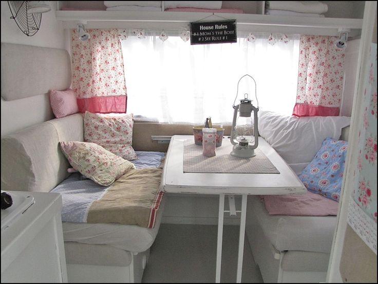 Home & Garden: Camping-car rétro