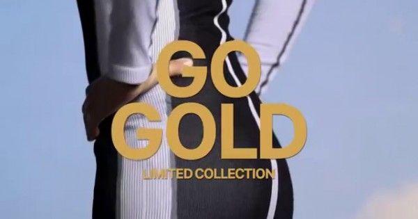 Go Gold, la collection d'H&M pour les JO d'Hiver 2014