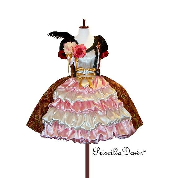In your size Ravishing Mary Antoinette Layered by priscilladawn, $1300.00