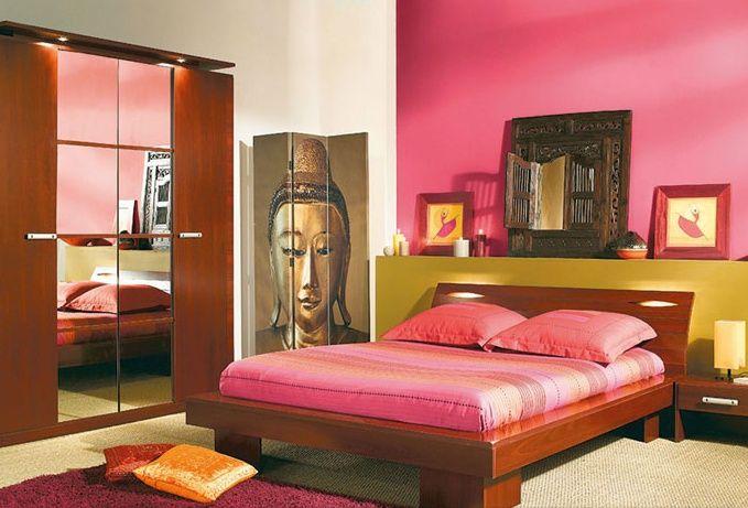 camera da letto Buddha