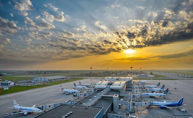 Aeroportul Henri Coandă: traficul aerian a crescut cu 16.7%