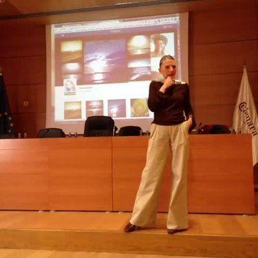 La charla de @Francoisebe en #Emprendenet