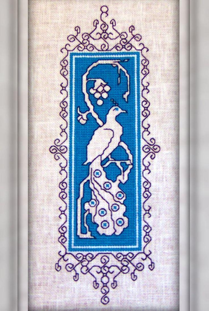Assisi peacock