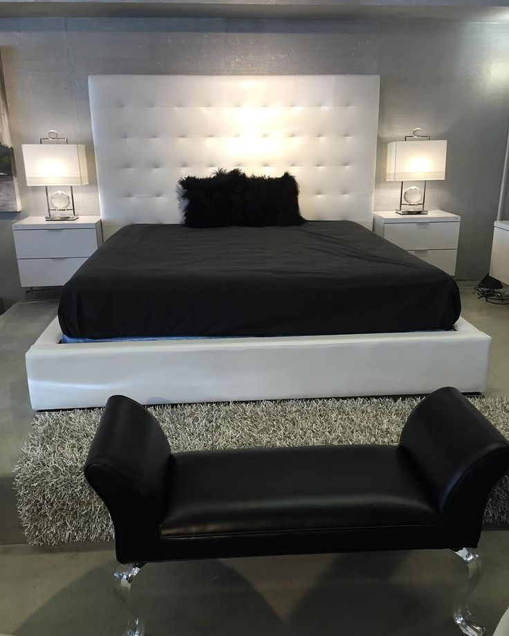 Huff Furniture On Instagram: U201cNew Lamps And Bed Come Check It Out !
