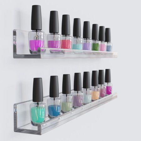 25+ unique Nail polish holder ideas on Pinterest | Gel