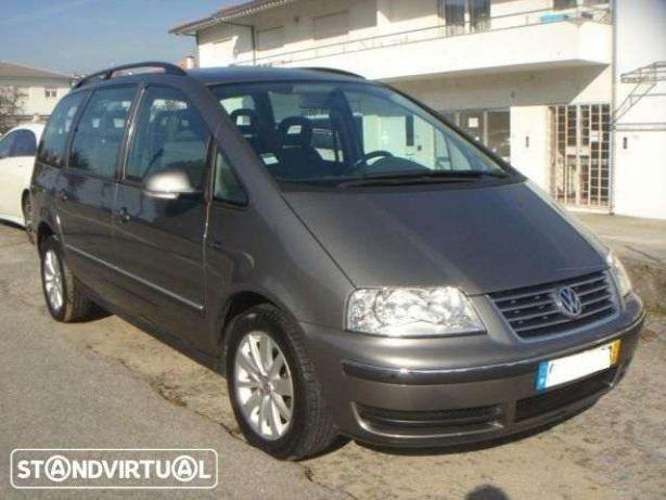 VW Sharan 2.0 TDi Confortline preços usados