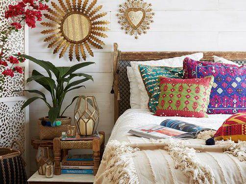 16 dormitorios de primavera