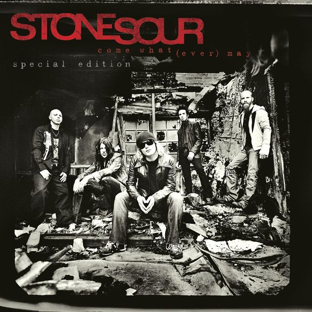 Through Glass, a song by Stone Sour on Spotify