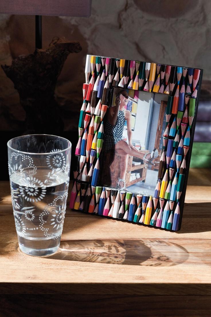 Cadre photos Pencil par Kare | Blog Déco'In
