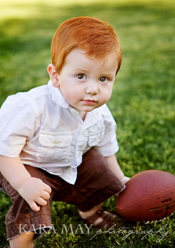 Too cute! Maybe that's what my grandson will look like some day. :)
