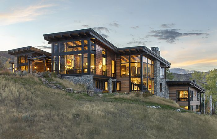 5 Mountain Home Architecture Trends In 2019 Mountain Living Mountain Home Exterior Colorado Mountain Homes Residential Architecture