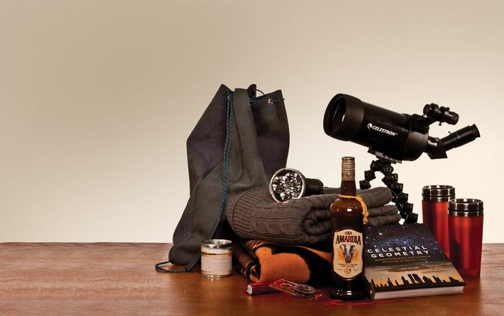 The African Stargazer Collection - Capture the Spirit of Africa with the African Stargazer Collection. With a combination of stargazing equipment and outdoor gear the budding astronomer will be captivated with the majestic African night sky. Add a bottle of Amarula Cream to the selection to create the perfect moment. To view more gifting inspirations go to www.amarula.com/gifts