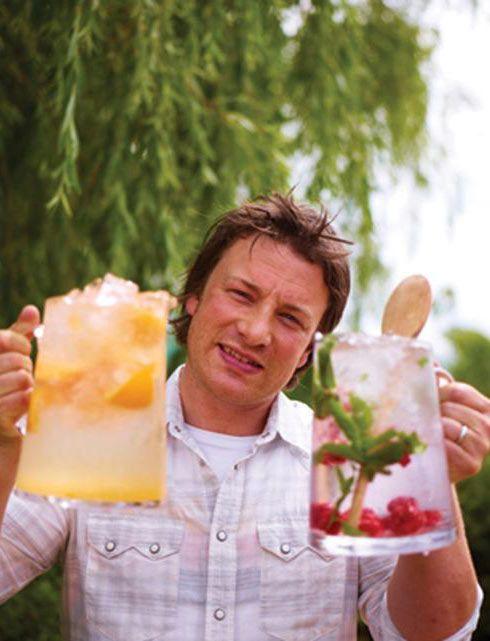 quick & easy flavoured water | Jamie Oliver | Food | Jamie Oliver (UK)