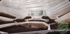 2017 soll der neue #Kulturpalast fertig sein. Der Erste Bürgermeister Dirk #Hilbert besuchte am 13. März 2015 gemeinsam mit dem Vorstandsvorsitzenden der Ostsächsischen Sparkasse #Dresden, Joachim Hoof, und der Intendantin der Dresdner Philharmonie, Frauke Roth, die Baustelle.