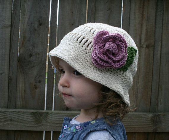 Crochet hat pattern crochet floppy summer by LuzCrochetPatterns, $4.99: Kids Hats, Crochet Hat Patterns, Floppy Summer Hats, Crochet Summer Hats, Crochet Projects, Crochet Hats, Crocheted Hats