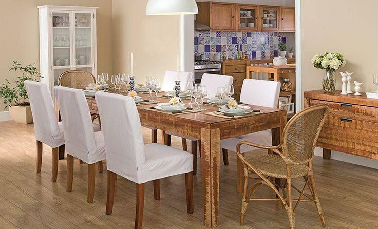 Mesas De Sala De Estar Ikea ~  integrar los ambientes de manera natural y calida Un…  Pinteres