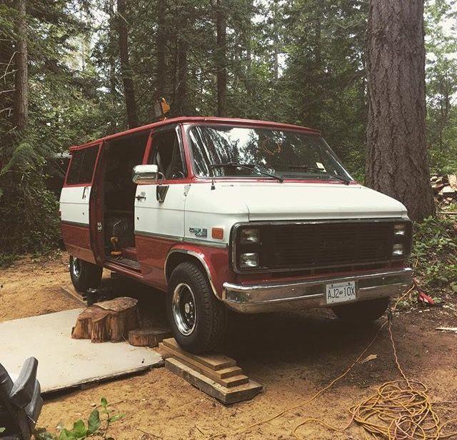 GM van weekend explorer