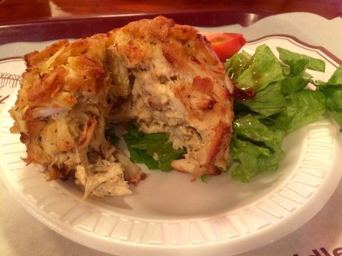 The Restaurants With The Best Crab Cake In Maryland