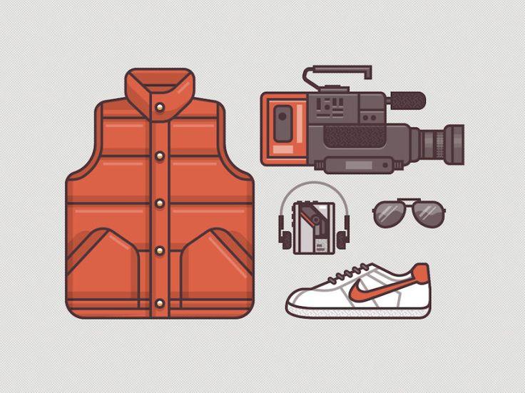 McFly Gear, 1985 - © Ryan Putnam