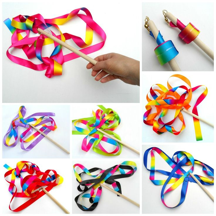 RIBBON WANDS  $14.00  Stunning beautiful, eye catching and delightful. These ribbon wands are fantastic quality and handmade by Julie from Sensory Matters.    Coming from a background as Occupational Therapist her products tended to be beneficial for the developing child, designed to provide activities to increase fine and gross motor skills, kinaesthetic awareness, core body stability, proprioception, balance, focus and concentration – all whilst they are having fun!