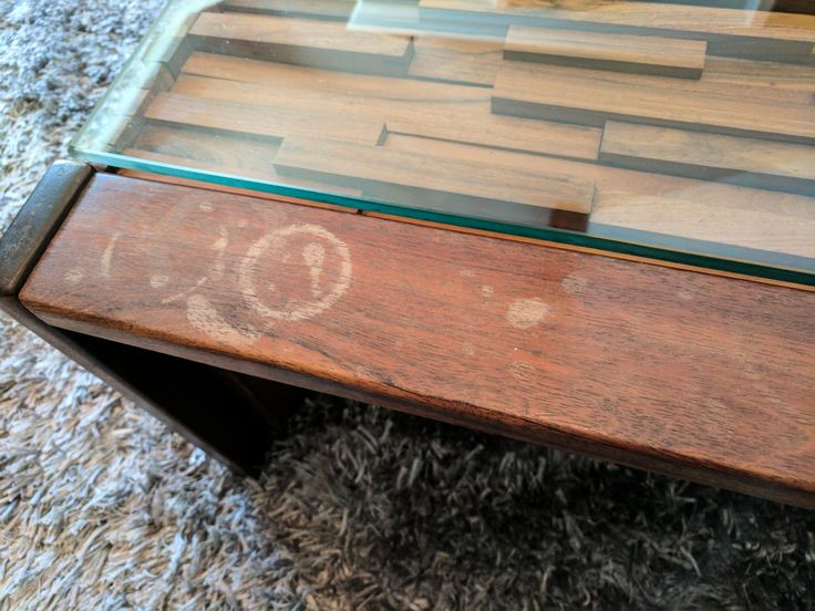 How To Remove Water Stains From Wood Furniture Life