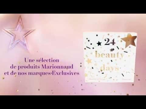Marionnaud SOIN Calendrier de l'Avent beauté 2016 | Marionnaud