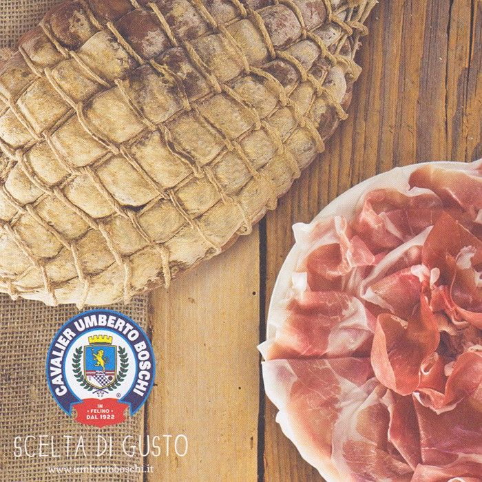 Culatello Whole weighing 4,600 Kg., seasoned 16 months. http://bit.ly/1NiAoue