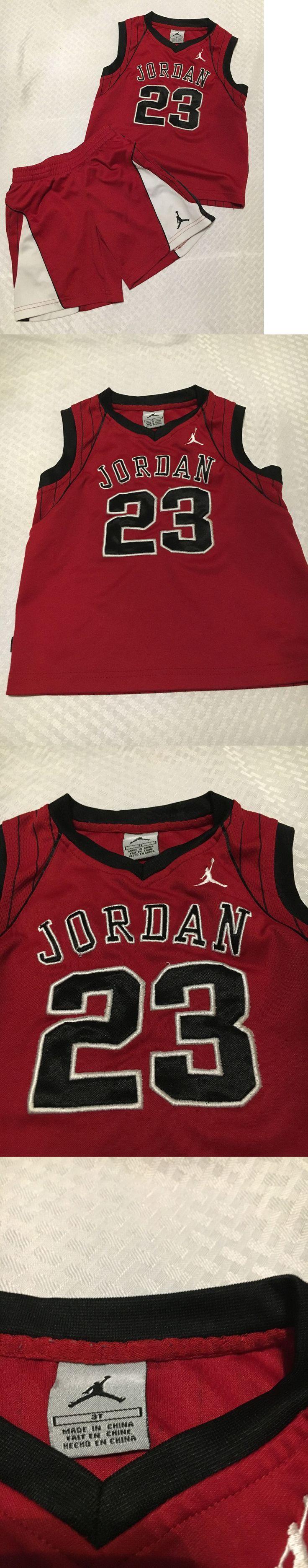 Michael Jordan Baby Clothing: Air Jordan Michael Jordan Kids 3T Outfit 2 Piece Set BUY IT NOW ONLY: $14.99