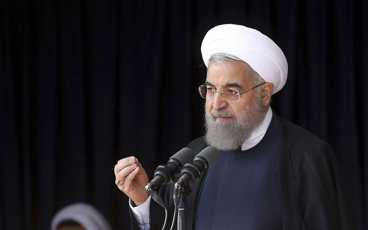Iranian president Hassan Rouhani chided the U.S. presidential candidates on Sunday for their grating manner of addressing one another at last week's debate. Did you see the debate and the way of their speaking, accusing and mocking each other? Do we want such a democracy and election in our country? Rouhani said in the city of Arak, in central Iran, according to the Associated Press. Rouhani added that during his visit to the UN General Assembly in September, he was asked about Hillary…