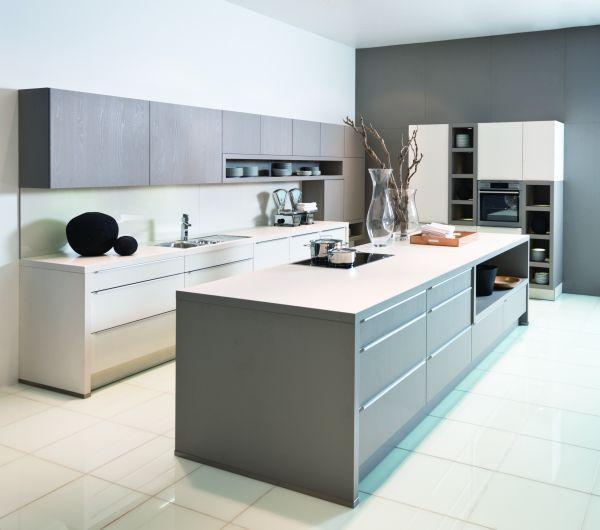 10 besten Nolte Küche Grifflos Bilder auf Pinterest | Nolte küchen ...